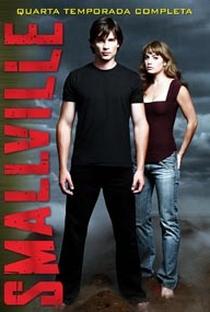 Smallville: As Aventuras do Superboy (4ª Temporada) - Poster / Capa / Cartaz - Oficial 2