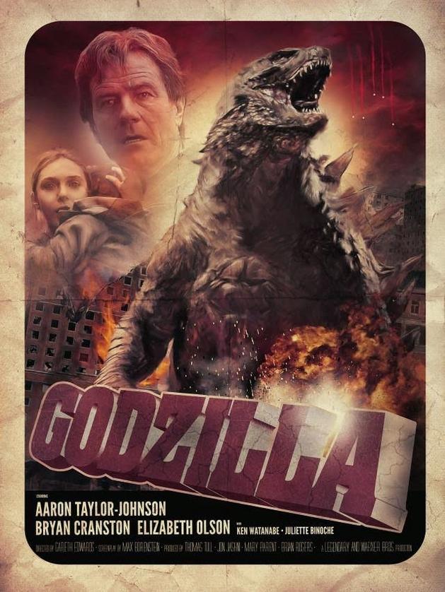 Destruição, caos e tensão no épico trailer estendido da refilmagem Godzilla