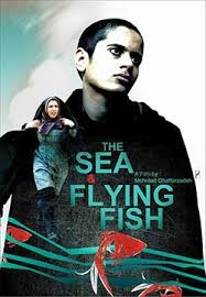 The Sea And The Flying Fish - Poster / Capa / Cartaz - Oficial 1