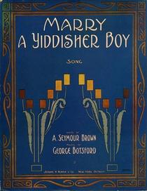 The Yiddisher Boy - Poster / Capa / Cartaz - Oficial 1