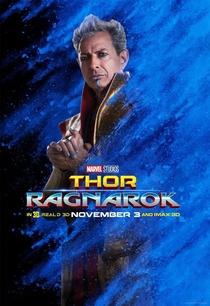 Thor: Ragnarok - Poster / Capa / Cartaz - Oficial 19