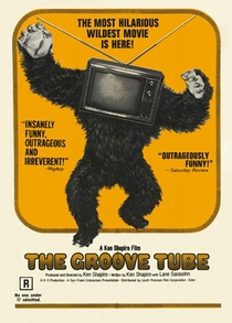 The Groove Tube - Poster / Capa / Cartaz - Oficial 1
