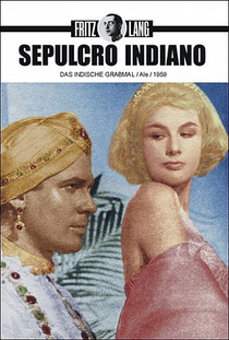 Sepulcro Indiano - Poster / Capa / Cartaz - Oficial 4