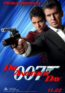 007 - Um Novo Dia Para Morrer - Poster / Capa / Cartaz - Oficial 5