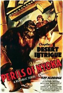 Perigos de Nyoka - Poster / Capa / Cartaz - Oficial 1