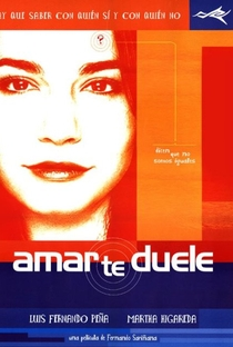 A Dor de Te Amar - Poster / Capa / Cartaz - Oficial 1