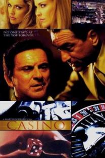 Cassino - Poster / Capa / Cartaz - Oficial 2