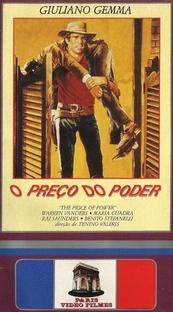 O Preço do Poder - Poster / Capa / Cartaz - Oficial 2