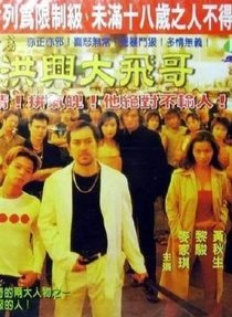 The Legendary 'Tai Fei' - Poster / Capa / Cartaz - Oficial 1