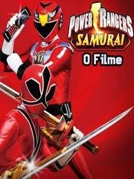 Power Rangers Samurai - O Filme - Poster / Capa / Cartaz - Oficial 1