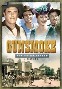 Gunsmoke (3ª Temporada) - Poster / Capa / Cartaz - Oficial 1