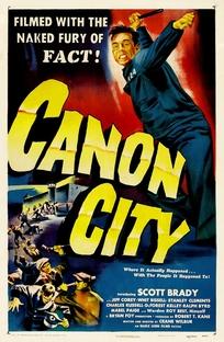 Canon City - Poster / Capa / Cartaz - Oficial 2