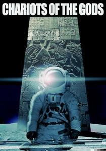 Eram os Deuses Astronautas? - Poster / Capa / Cartaz - Oficial 2