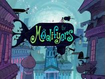 The Modifyers - Poster / Capa / Cartaz - Oficial 1