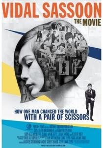 Vidal Sassoon: O Filme - Poster / Capa / Cartaz - Oficial 1