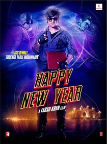 Happy New Year - Poster / Capa / Cartaz - Oficial 6