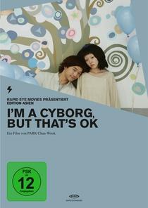 Eu Sou um Cyborg, e Daí? - Poster / Capa / Cartaz - Oficial 15