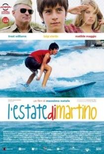 O Verão de Martino - Poster / Capa / Cartaz - Oficial 1