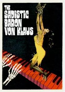 O Sádico Barão Von Klaus - Poster / Capa / Cartaz - Oficial 5