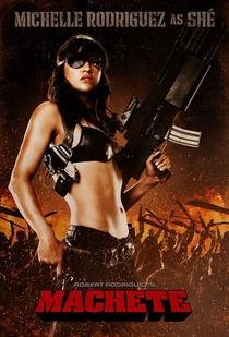 Machete - Poster / Capa / Cartaz - Oficial 12