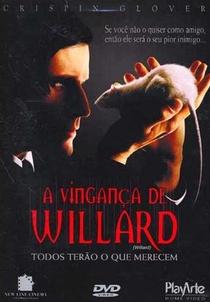 A Vingança de Willard - Poster / Capa / Cartaz - Oficial 2