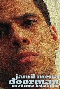 O Porteiro - Poster / Capa / Cartaz - Oficial 1