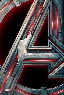 Vingadores: Era de Ultron - Poster / Capa / Cartaz - Oficial 3