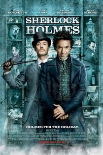 Sherlock Holmes - Poster / Capa / Cartaz - Oficial 5