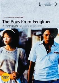 Os Garotos de Fengkuei - Poster / Capa / Cartaz - Oficial 1
