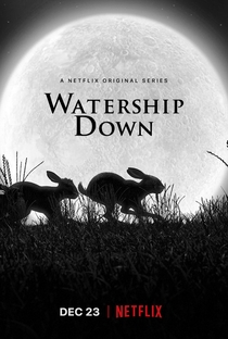 Em Busca de Watership Down - Poster / Capa / Cartaz - Oficial 1