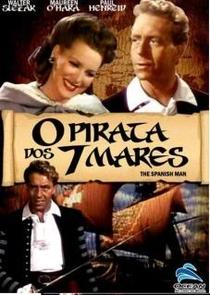 O Pirata dos Sete Mares  - Poster / Capa / Cartaz - Oficial 1