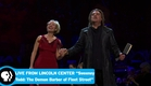 "LIVE FROM LINCOLN CENTER ""Sweeney Todd"" 