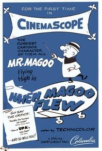 When Magoo Flew - Poster / Capa / Cartaz - Oficial 1