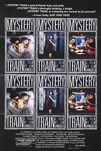 Trem Mistério - Poster / Capa / Cartaz - Oficial 5