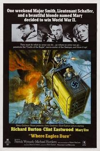 O Desafio das Águias - Poster / Capa / Cartaz - Oficial 7