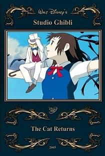 O Reino dos Gatos - Poster / Capa / Cartaz - Oficial 19