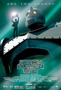 Jogador Nº 1 - Poster / Capa / Cartaz - Oficial 18