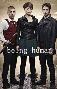 Being Human (5ª Temporada) - Poster / Capa / Cartaz - Oficial 1