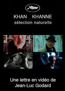 Carta Filmada de Jean-Luc Godard a Gilles Jacob e Thierry Fremaux - Poster / Capa / Cartaz - Oficial 1