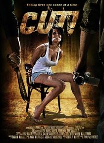 Cut! - Poster / Capa / Cartaz - Oficial 1