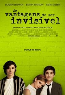 As Vantagens de Ser Invisível - Poster / Capa / Cartaz - Oficial 6