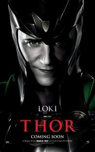 Thor - Poster / Capa / Cartaz - Oficial 8