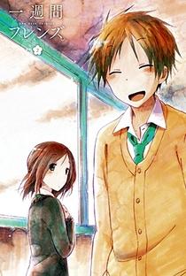 Isshuukan Friends. - Poster / Capa / Cartaz - Oficial 3
