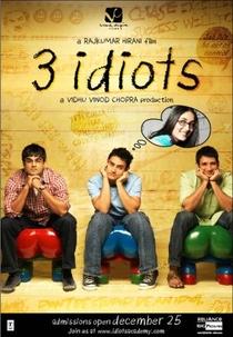 3 Idiotas - Poster / Capa / Cartaz - Oficial 6