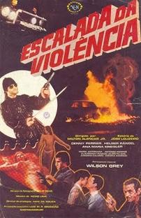 Escalada da Violência - Poster / Capa / Cartaz - Oficial 1