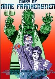 O Diário De Anne Frankenstein - Poster / Capa / Cartaz - Oficial 1