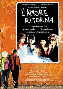A Volta do Amor - Poster / Capa / Cartaz - Oficial 1
