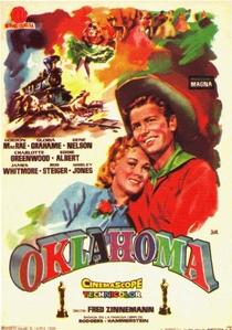 Oklahoma! - Poster / Capa / Cartaz - Oficial 3