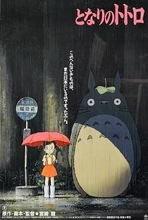 Meu Amigo Totoro - Poster / Capa / Cartaz - Oficial 73