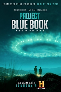Project Blue Book (1ª Temporada) - Poster / Capa / Cartaz - Oficial 1